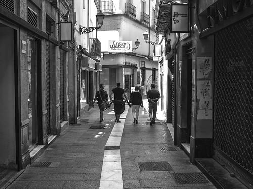Calle de las Tiendas, almería, Spain