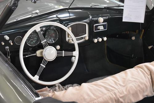 Porsche Pre-A convertible (1952)