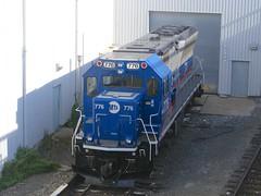 MTA Staten Island Railway Brookville BL20G 776