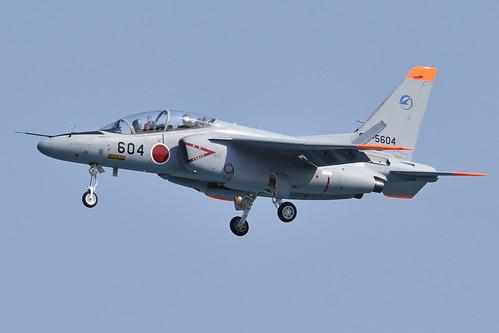 Kawasaki T-4 '66-5604 / 604'
