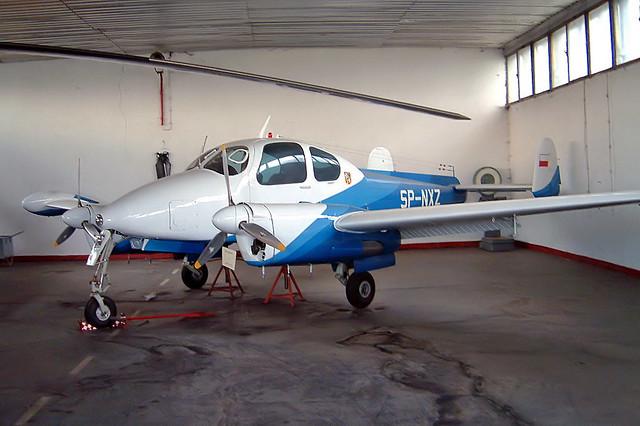 SP-NXZ   LET L-200D Morava [171203] (Polish Air Rescue) Wroclaw-Strachowice~SP 20/05/2004