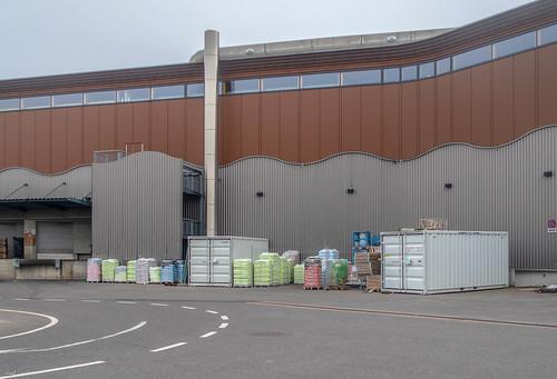 Centre commercial, Crissier
