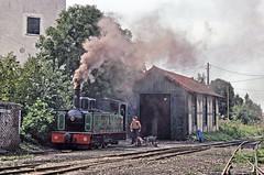 Le Crotoy, Baie de Somme Railway, France
