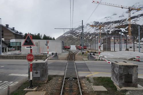 Andermatt - Station MGB East
