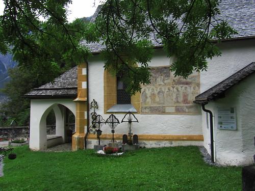 20110914 29 258 Jakobus Obsaurs Kirche Friedhof Bild
