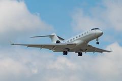 N599CH Bombardier BD-700-1A10 Global 6000 GLEX c/n 9515 > Bombardier Aerospace