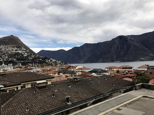 Lugano SWitzerland - March 2019 2