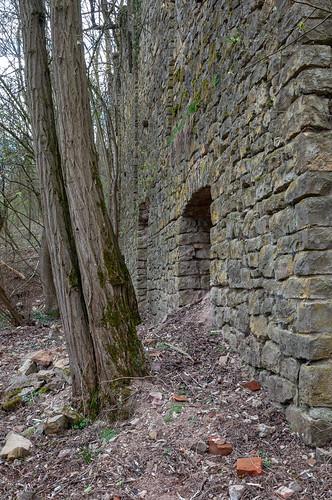 Ancien four à chaux (Soultz-les-Bains, France)-100