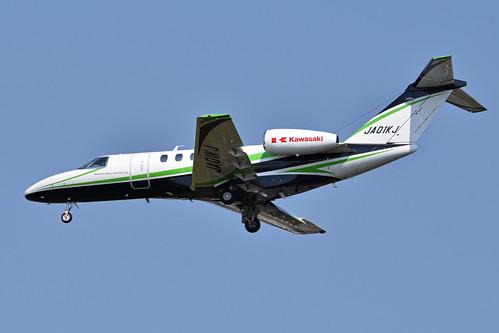 Cessna Citation CJ4 'JA01KJ'