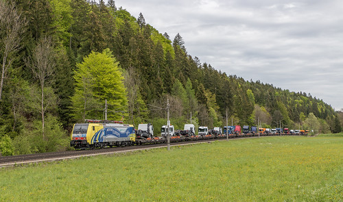 Lokomotion 189 912 Póckau