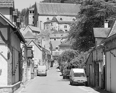 The Rue Eugene Leroy at Saint Cyprien - Photo of Marnac