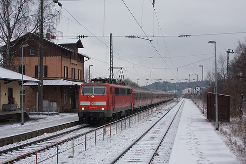 111 005 am 1.1.2009 in Huglfing