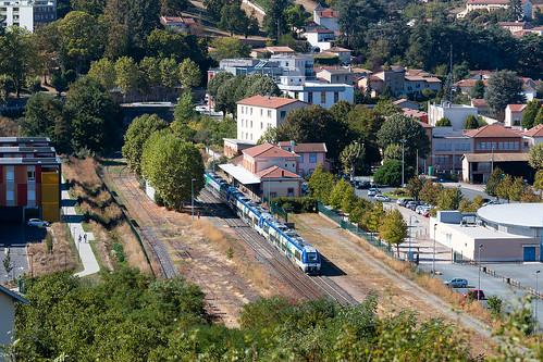 En gare de Tarare