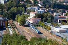 En gare de Tarare - Photo of Les Sauvages