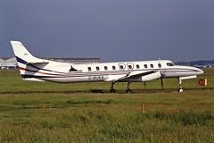 G-BUKA Fairchild Sa227 Metro III Air Corbiere CVT 07-06-93