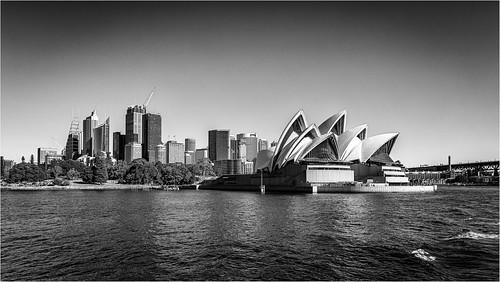 Sydney Skyline .