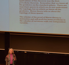 The Abel Prize 2019: Karen Keskulla Uhlenbeck, The University of Austin, Texas