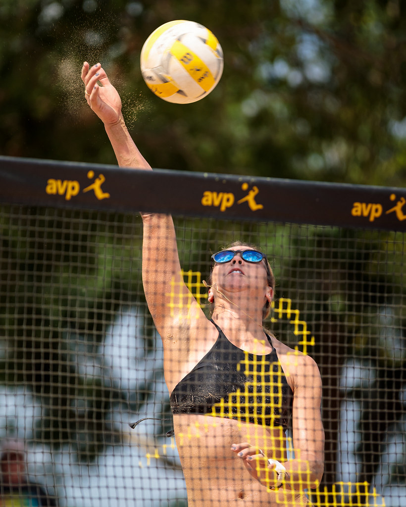 AVP Pro Beach Volleyball | Texas Review | Ralph Arvesen