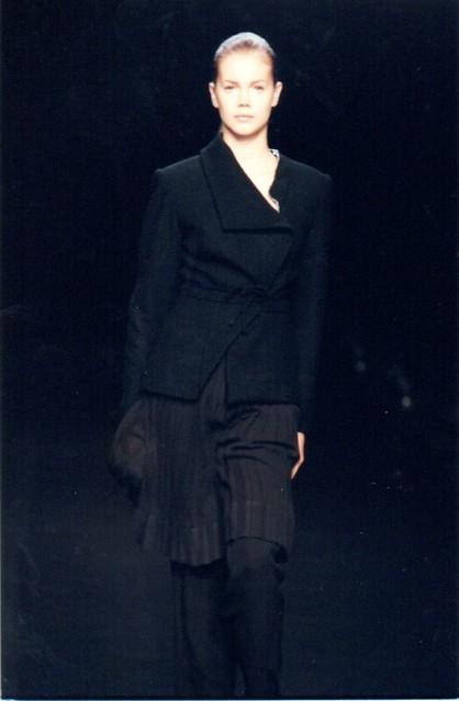 Inverno 1998 - Desfile Mascaras por Der Haten