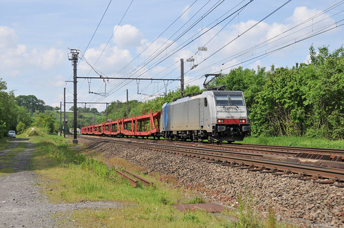 DB Cargo Nederland 186 257 Bassenge 23.05.2019