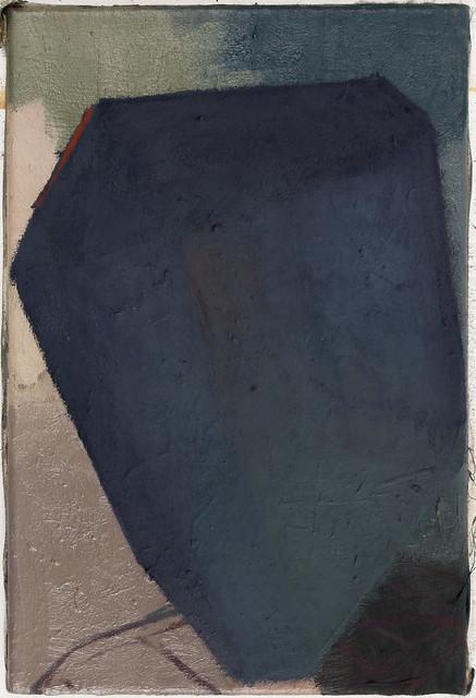 Jewel (Carumene), 36x24cm, Eitempera-Öl/Pigmente, 2019