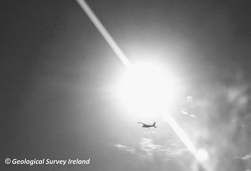 Fligth over Kerry Airport