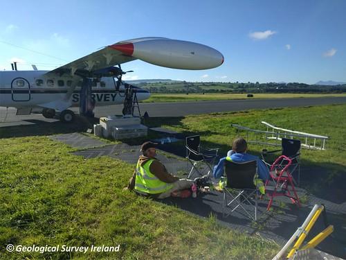 Pilot crew at Kerry Airport