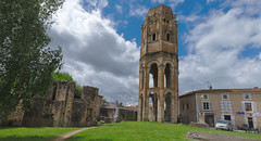 Abbaye Saint Sauveur, Charroux