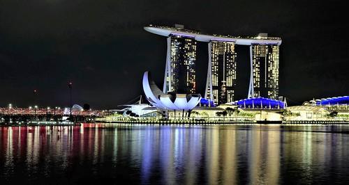 #Marina Bay Sands.. Lumix DMC FZ1000. P1060860.