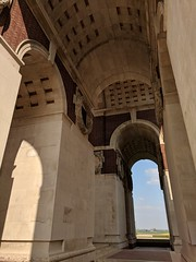 Thiepval Memorial - Photo of Warlencourt-Eaucourt