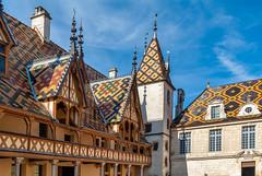 Roofscape - Photo of Chorey-les-Beaune