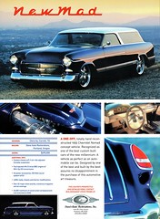 2007 NewMad (Custom 1955 Chevy Nomad)
