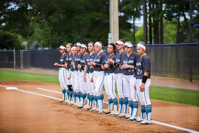 2019 Girls Softball Regionals