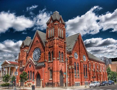 Brantford Ontario - Canada  - Park Baptist Church - Heritage
