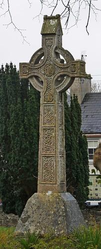 Clarinbridge Celtic cross 2
