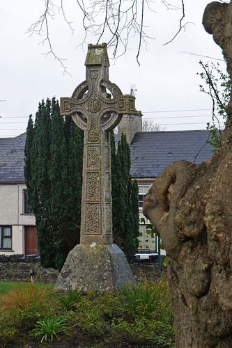 Clarinbridge Celtic cross
