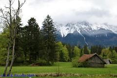 Zugspitze e região