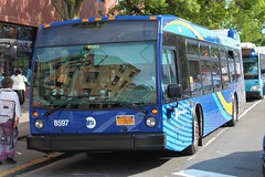 MTA 2019 Novabus LFS 8597