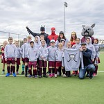 WHC U10 Little Legends with MMM's Matt & Lu