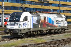 Diverse Bahn Gesellschaften
