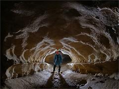 Grotte n°1 du Bois des Angles, vers Aïssey