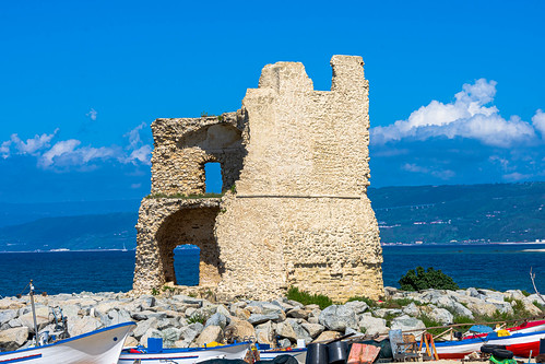 Briatico, Italy - July 2018