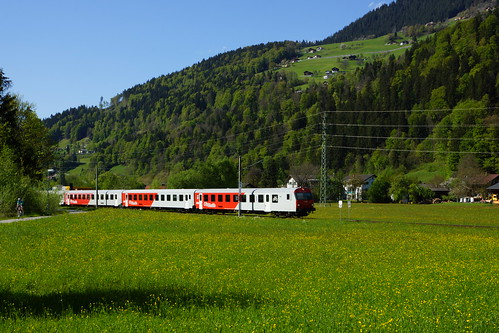 Unterwegs in Voralberg