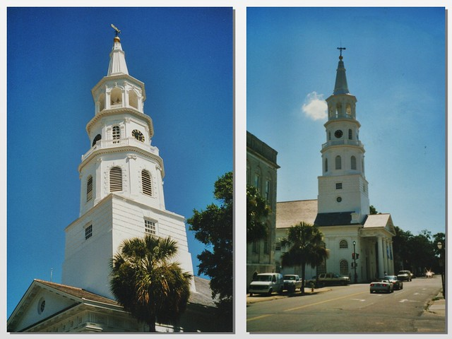 Photo:Charleston  South Carolina - St. Michaels Episcopal Church _ Historic By Onasill ~ Bill Badzo