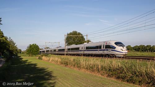 240519 | DB 4601 | ICE 122 | Veenendaal.