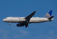 N498UA A.320 United Airlines
