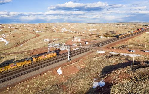 UP Train's IWUG4X-01 & IG2LT-02