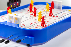 Hockey table game for kids