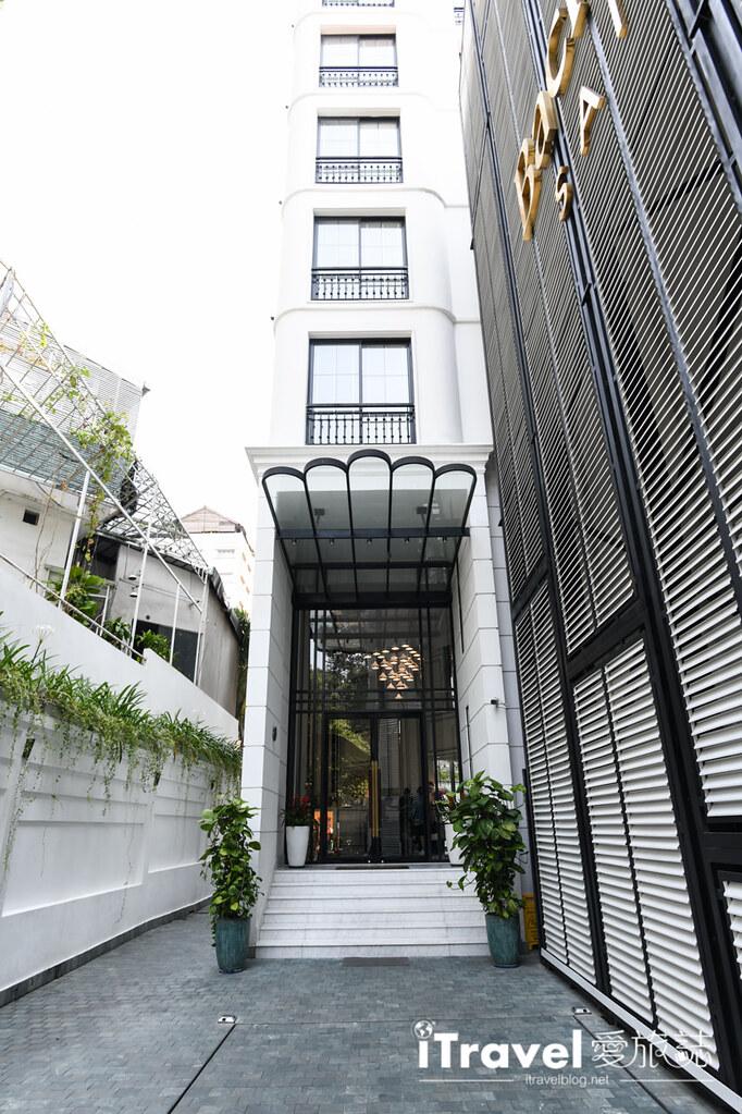 巴赫西贡套房饭店 Bach Suites Saigon (3)