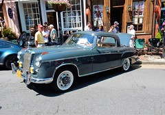 Mercedes-Benz 220 S Coupé (W180, 1959)